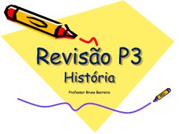 República Velha e Revolução de 1930