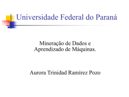 PowerPoint Presentation - UFPR - Universidade Federal do Paraná