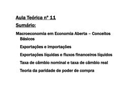 Aula Teórica 11