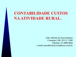 PESSOA FISICA RURAL - CRC-MS