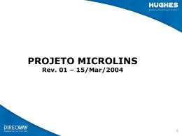 ProjetoMicrolins