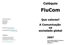 Slide 1 - Universidade Católica Portuguesa