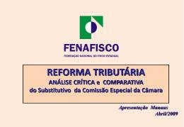 ANTERIOR - CONSTITUIÇÃO (não) - PEC 233/2008