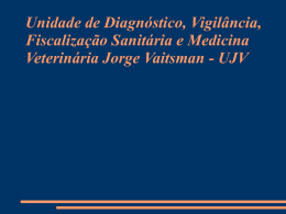 Instituto Municipal de Medicina Veterinária Jorge Vaitsman