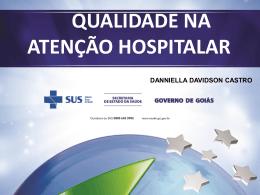 Qualidade na Atenção Hospitalar