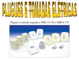 NBR 6.147 Plugues e tomadas para uso doméstico e análogo