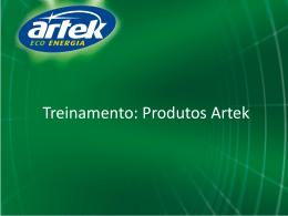 Produtos ARTEK
