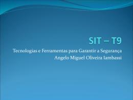 Angelo_Iambassi – SIT_T9 - SIT2011-1