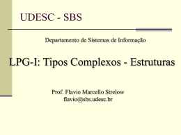 Struct - Udesc