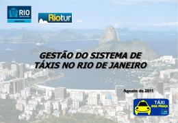 Taxi Boa Praca - Prefeitura do Rio de Janeiro