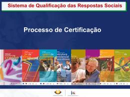 Sistemas de Qualificação das respostas sociais - AAGI