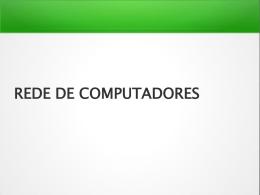 Rede de computadores II