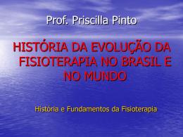 Prof. Priscilla Pinto