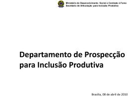 Apresentação Ricardo Amorim MDS