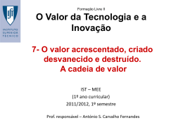 7-ValorAcrescentado_CadeiaValor