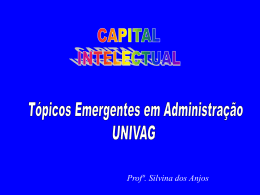 Capital Intelectual Univag