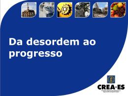 Apresentação - CREA-ES