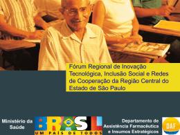 A Política de Assistência Farmacêutica e Medicamentos no Brasil