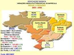 Mapas censo 2006