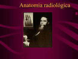 aula de Anatomia Radiologica I