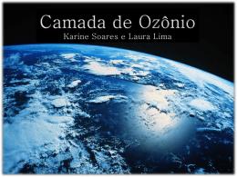 9.Destruição da Camada de Ozônio
