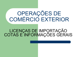 CLIQUE AQUI – Apresentacao_Licencas_Importacao_031011-CGLI
