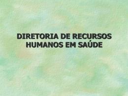 Henrique - Administração de Recursos Humanos