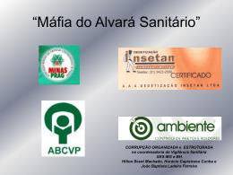 Corrupção na VISA SES - MG