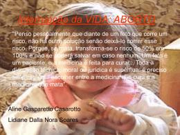 ABORTO - Capital Social Sul