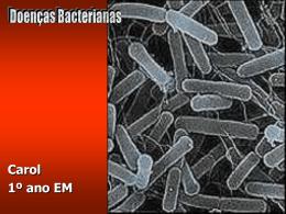 bacterianas - Escola Palomar de Lagoa Santa