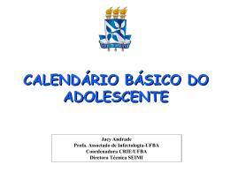 Jacy Andrade Profa. Associado de Infectologia