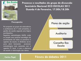 P3 - Eco-Escolas