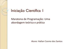 IC1 - Seminario