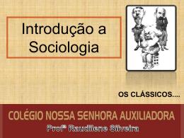 3 MB 28/11/2014 Revisão vestibular Sociologia