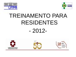 o Faturamento 2012  - Hospital de Clínicas/UFPR