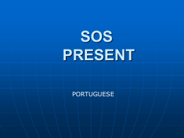Simple Present - english4all.pro.br