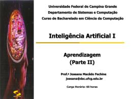 Sim - Computação UFCG - Universidade Federal de Campina Grande