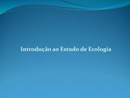 Conceitos Básicos em Ecologia