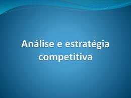 Conquistando vantagem competitiva