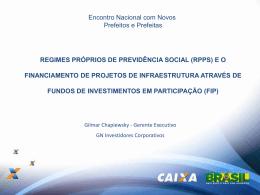 29/01 - 16h30 - Regimes Próprios de Previdência Social