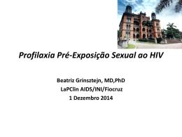 HIV - Departamento de DST, Aids e Hepatites Virais