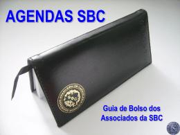 BRINDES SBC BRINDES DE FINAL DE ANO PARA OS ASSOCIADOS