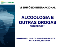Apresentação Sr. Carlos Augusto