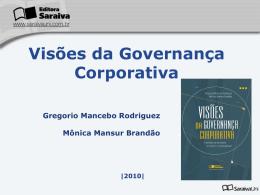 Capítulo 11 Governança corporativa na tomada de decisões 11.2