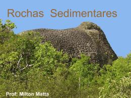 Processos exógenos e sedimentares