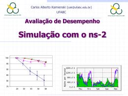 Simulador ns-2