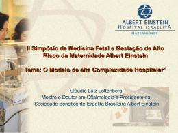 II Simpósio de Medicina Fetal e Gestação de Alto Risco da