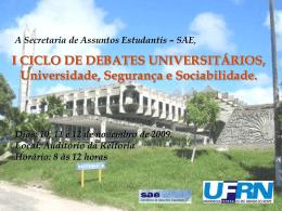 Slide 1 - Prof. João Dantas