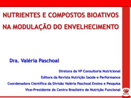 Dr Valeria Pascoal