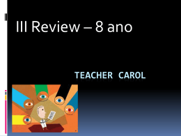 We took our camera.